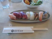 握り寿司 おかわり自由